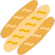 Service boulangerie au camping - Icon made by Madebyoliver from www.flaticon.com
