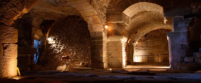 Visite des Caves du Palais Saint Firmin