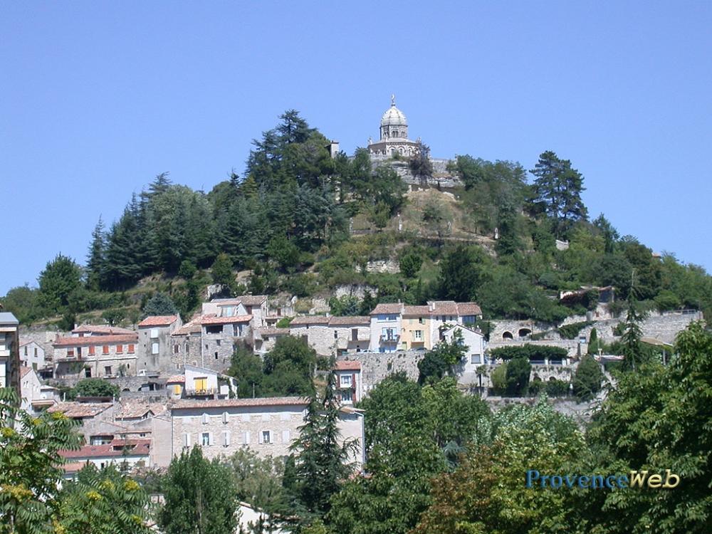 Tourisme à Fourcalquier