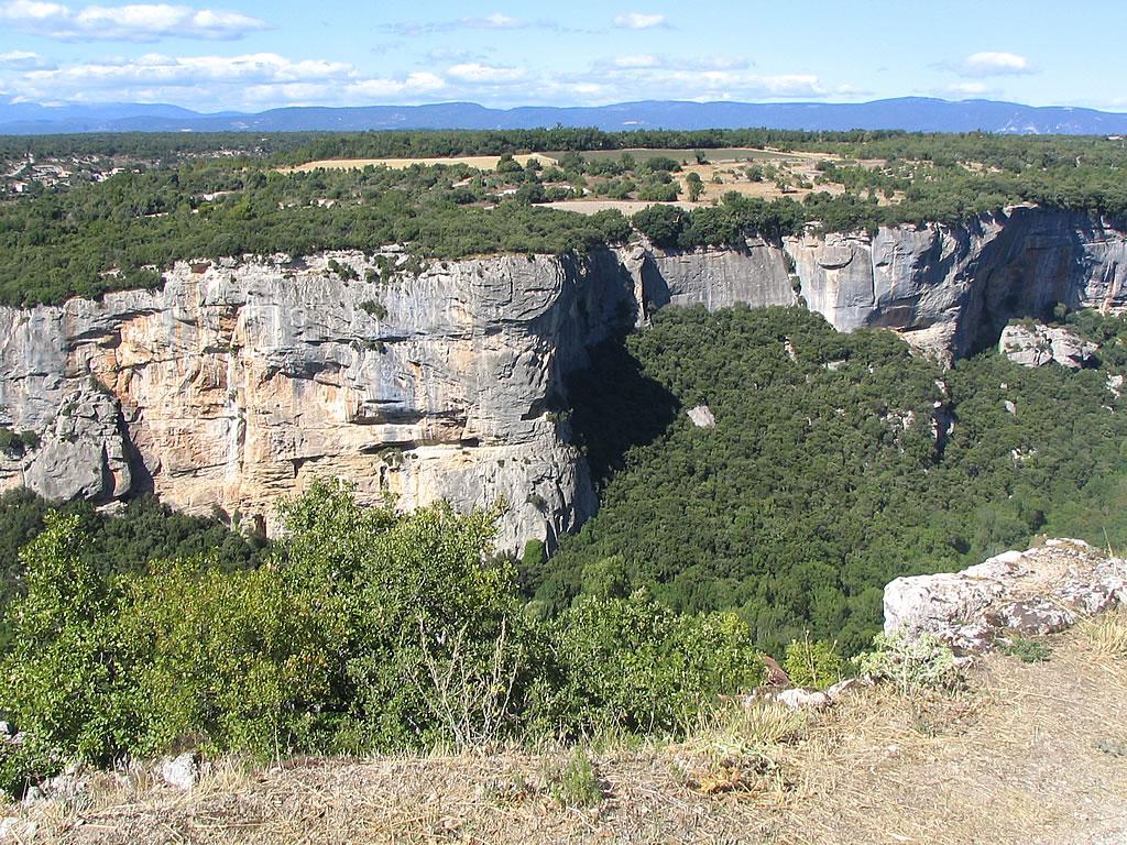 Le massif du Luberon